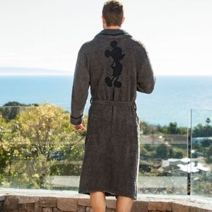 Barefoot Dreams Unisex Adult Robe* Dinsey* BNWT